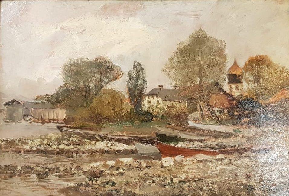 Ernst Jensen • Antiquitäten
