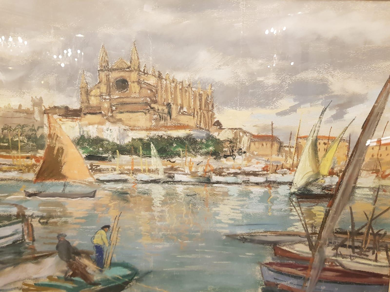 Kathedrale der Heiligen Maria Mallorca • Antiquitäten