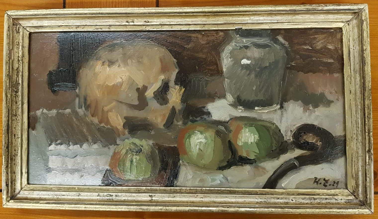 Heinrich Johann von Zügel • Antiquitäten