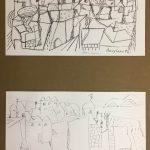 Grafik/Zeichnung • Antiquitäten