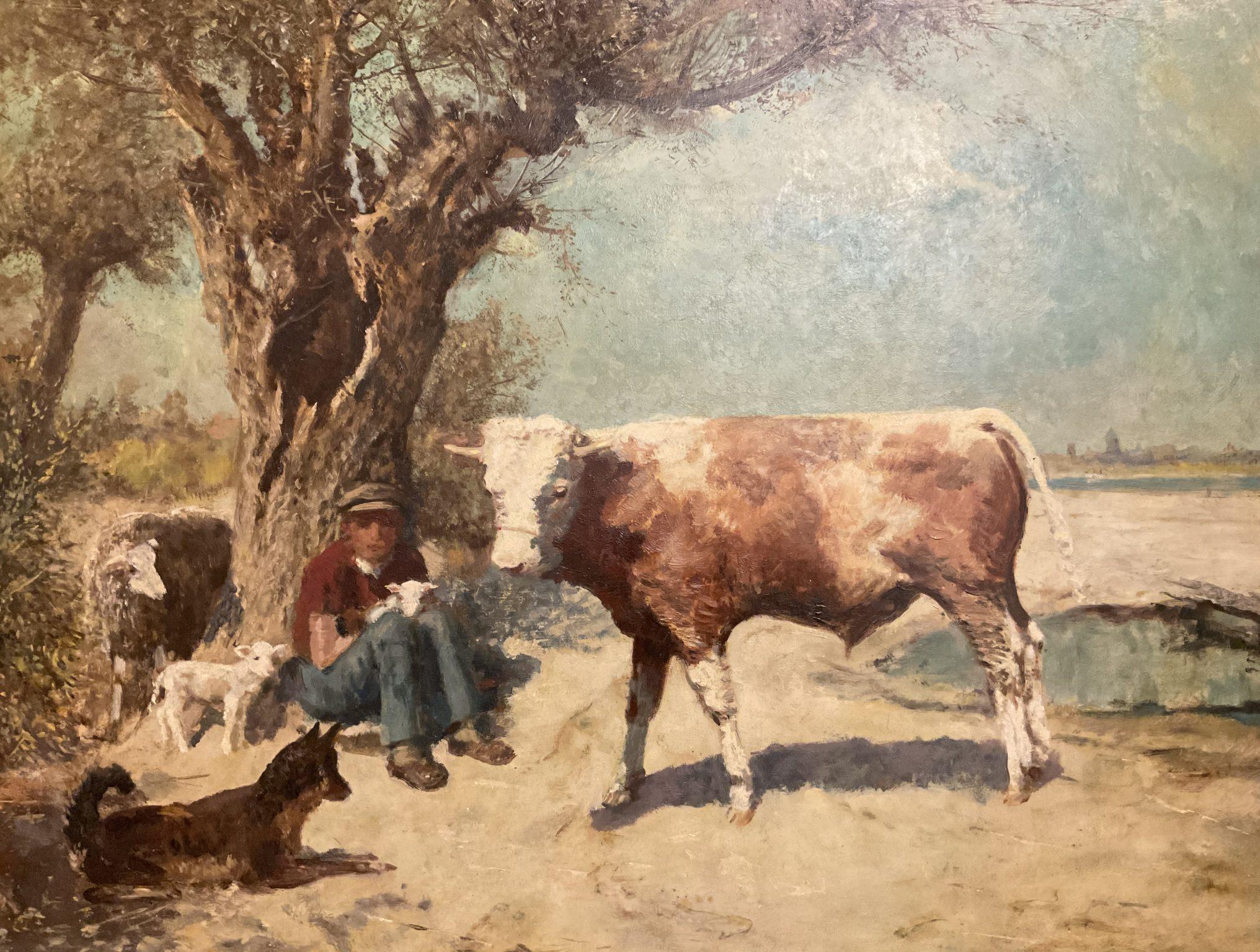 Gustav Melcher • Antiquitäten