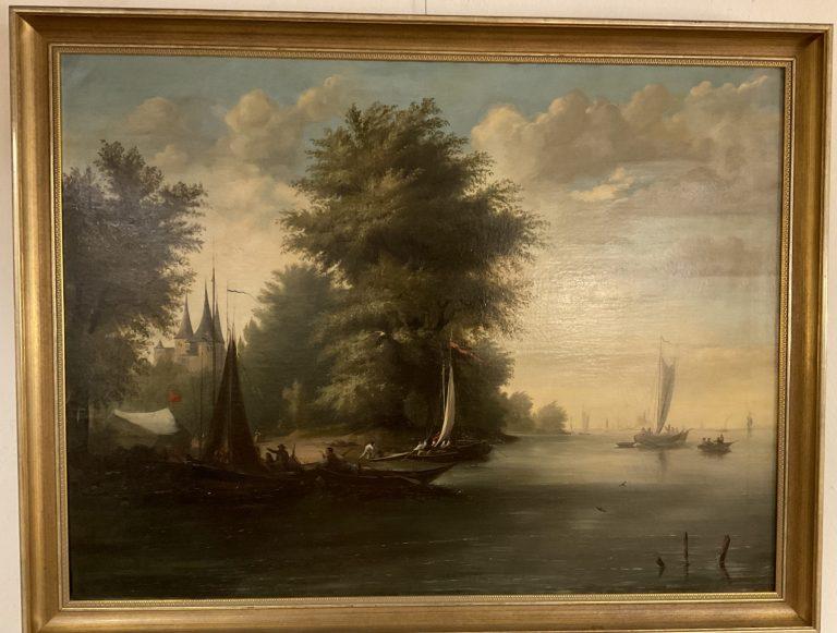 Niederländischer Meister • Antiquitäten