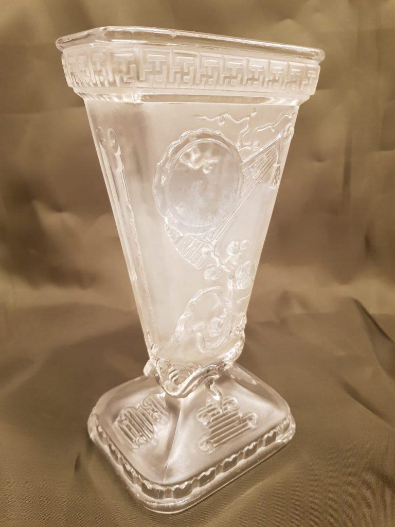 Kristallglas-Pokal Baccarat • Antiquitäten