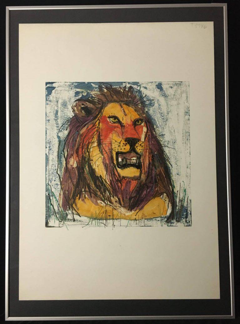 Löwe • Antiquitäten