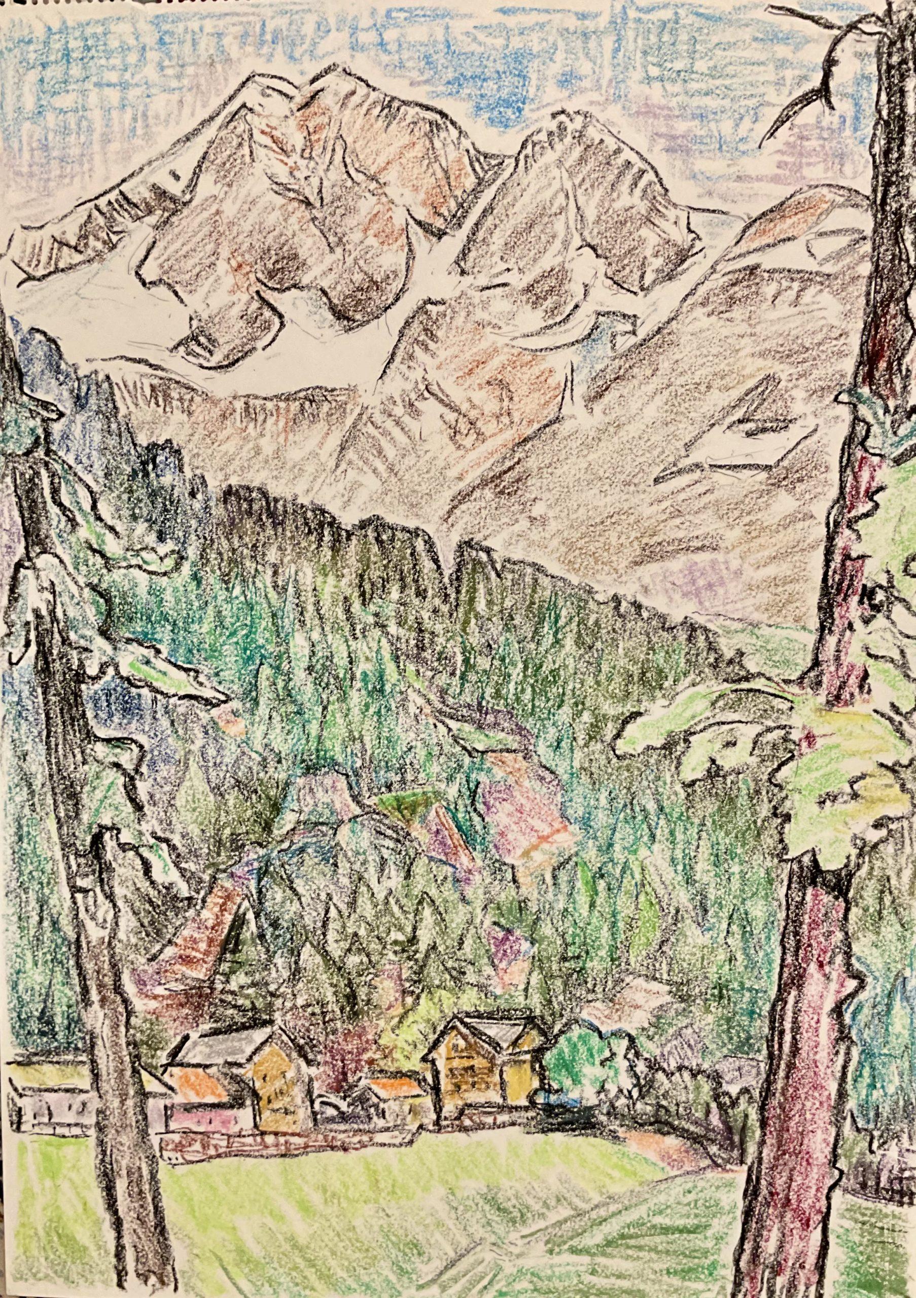 """Nachlass: Benedikt Brun-Stiller - """"Der treue Expressionist"""" • Antiquitäten"""