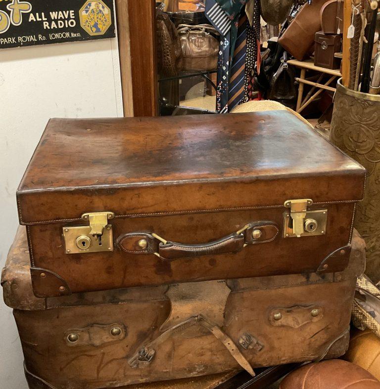 Necessaire-Koffer • Antiquitäten