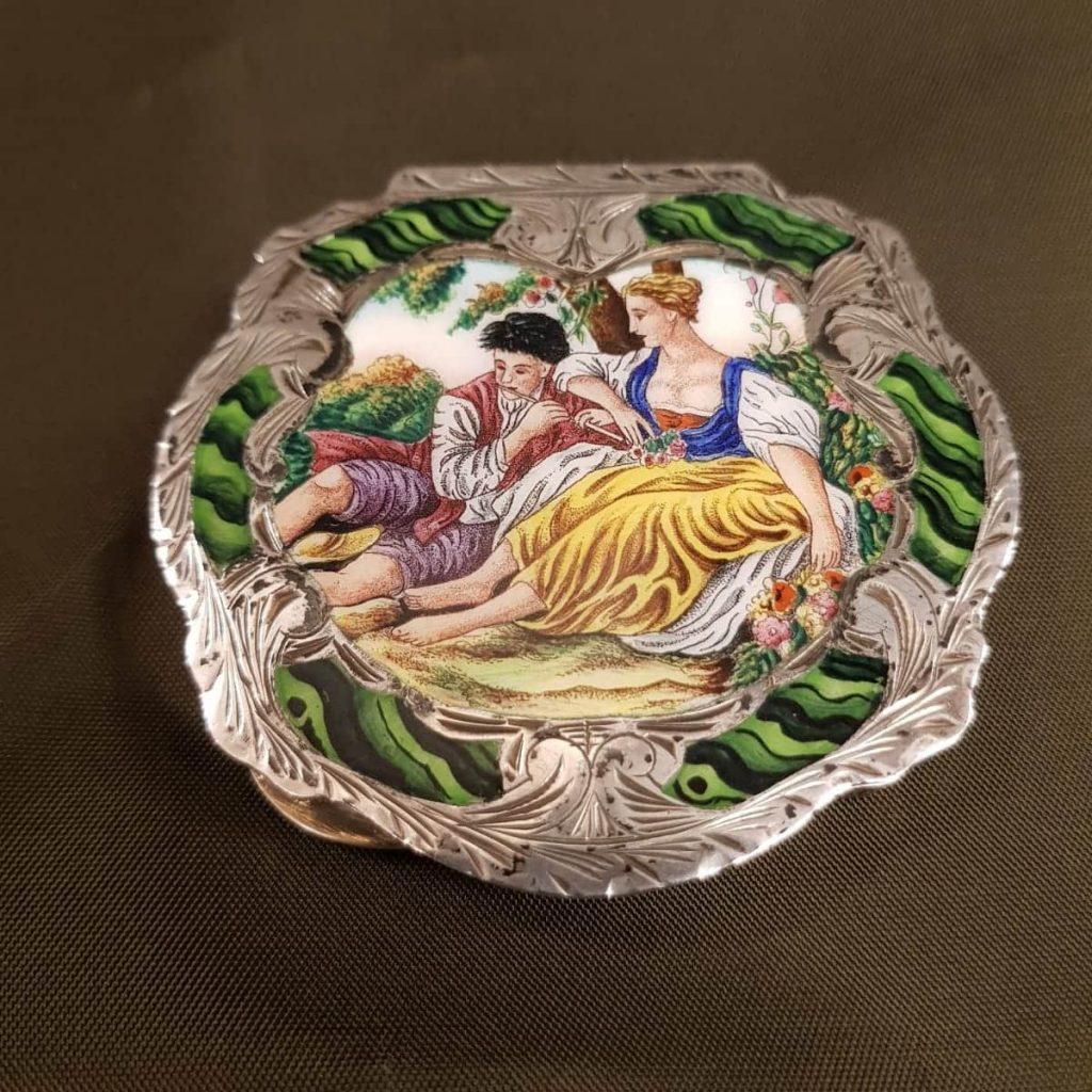 Silber/Versilbertes • Antiquitäten