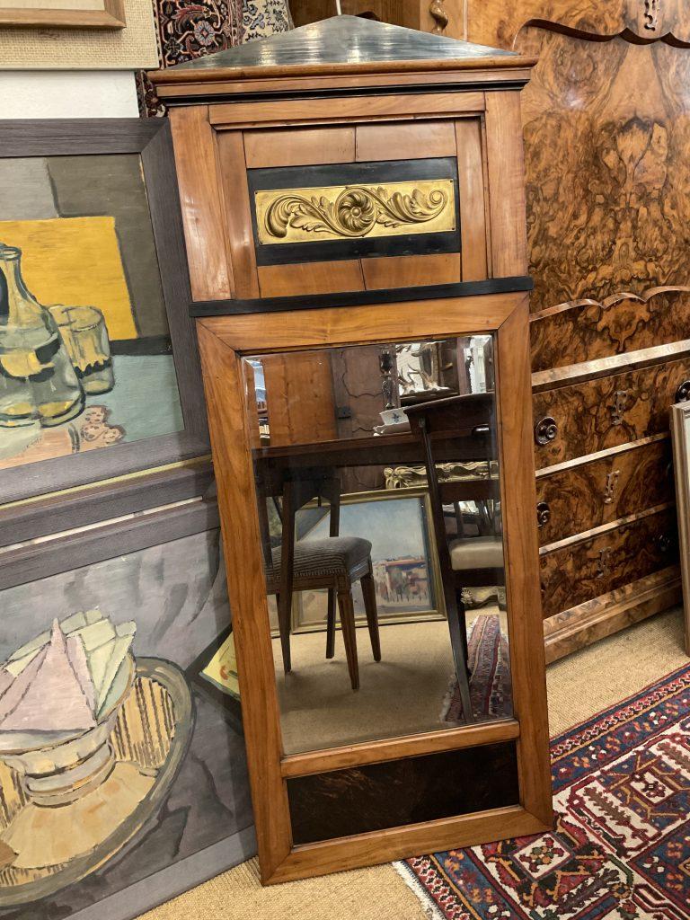 Spiegel Biedermeier • Antiquitäten